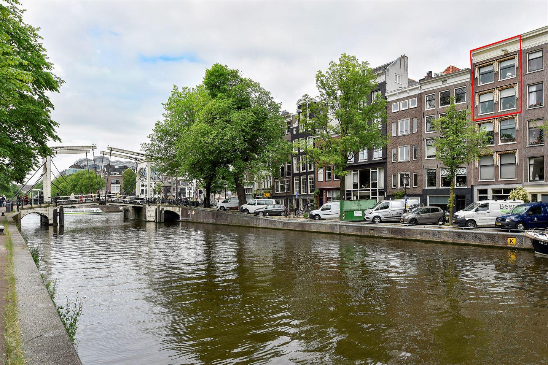 afbeelding woning met adres Nieuwe Herengracht 17-3 1011RL, Amsterdam