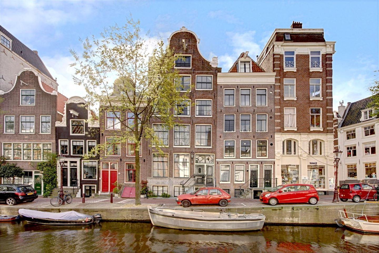 afbeelding woning met adres Groenburgwal 55B 1011HS, Amsterdam