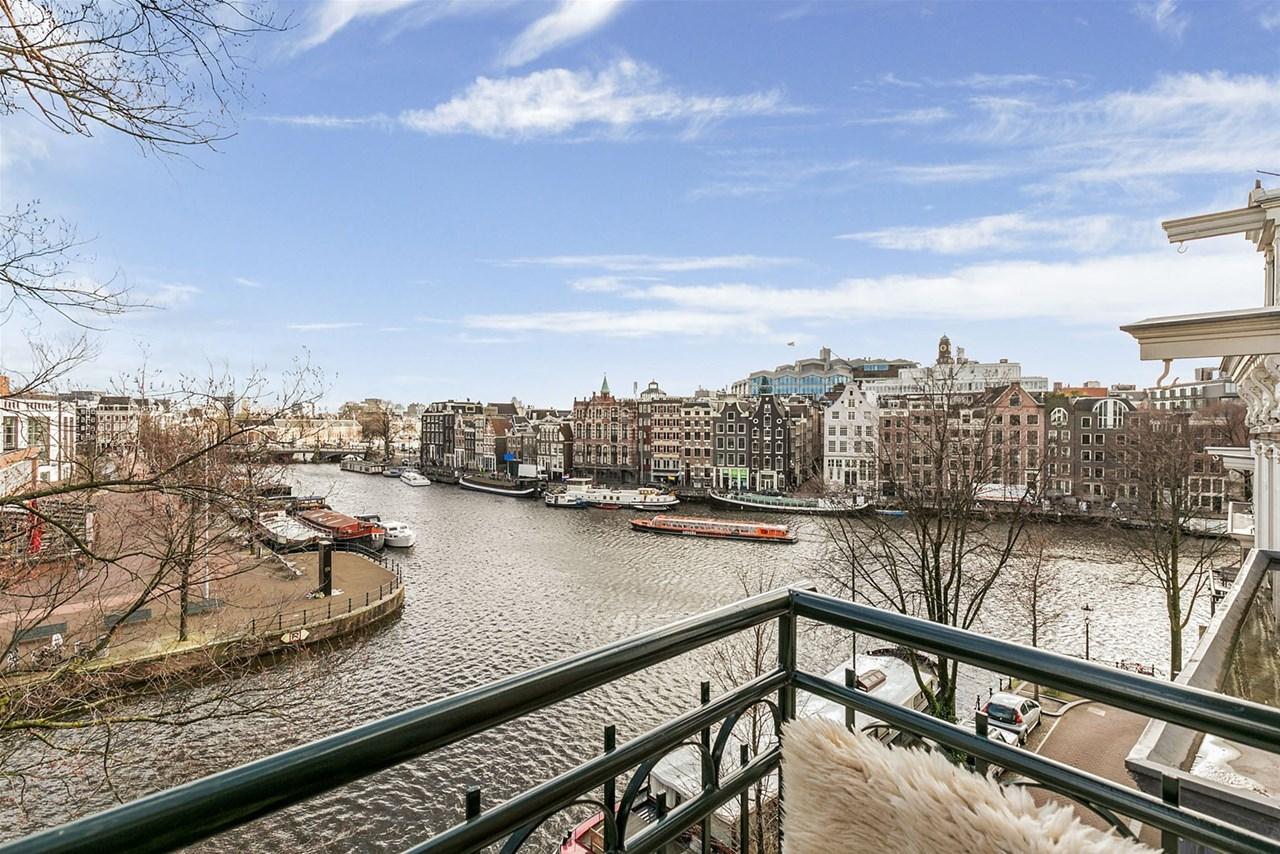 afbeelding woning met adres Zwanenburgwal 266 1011JH, Amsterdam