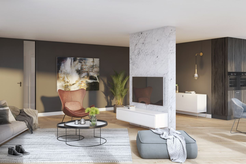 afbeelding woning met adres Céramiquelaan 45 1031KG, Amsterdam