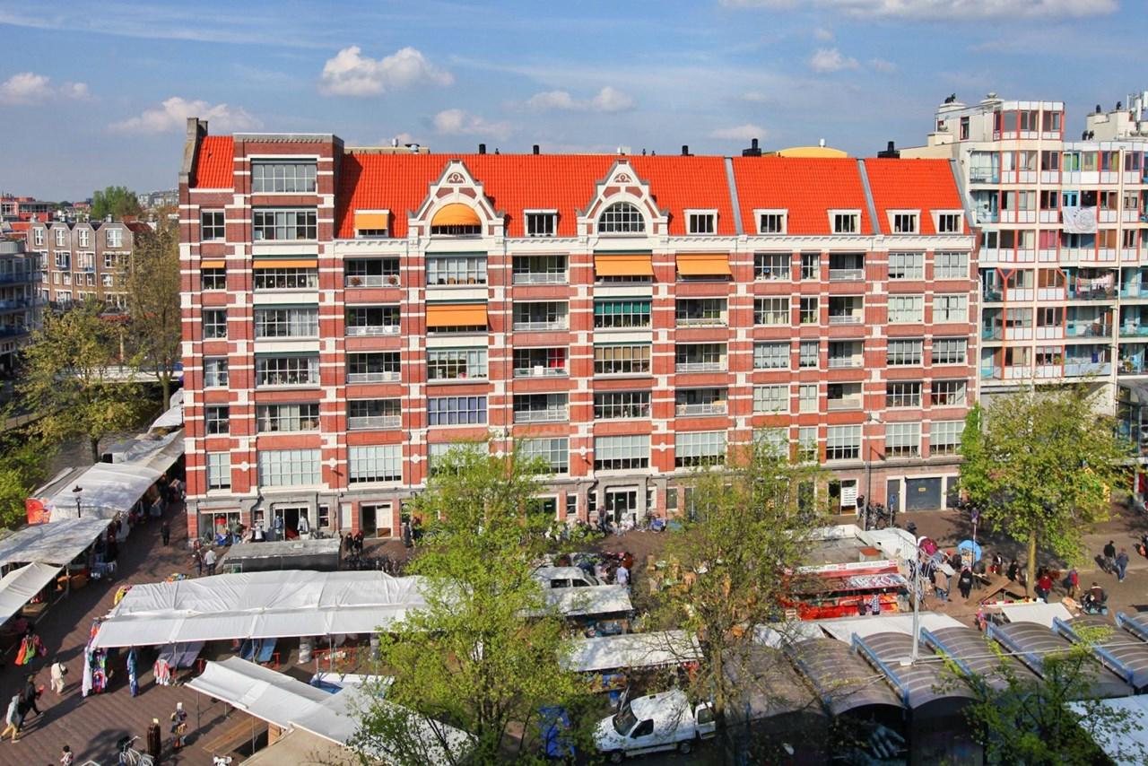 afbeelding woning met adres Waterlooplein 29B 1011NX, Amsterdam