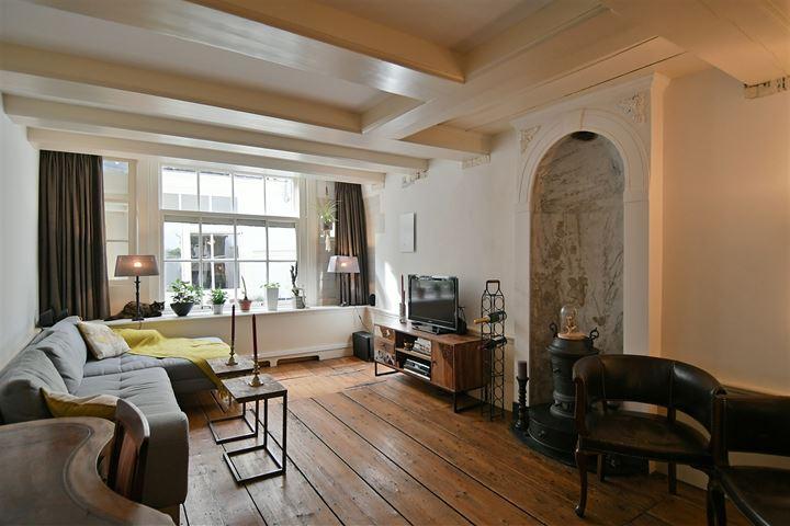 afbeelding woning met adres Prins Hendrikkade 125B 1011AN, Amsterdam