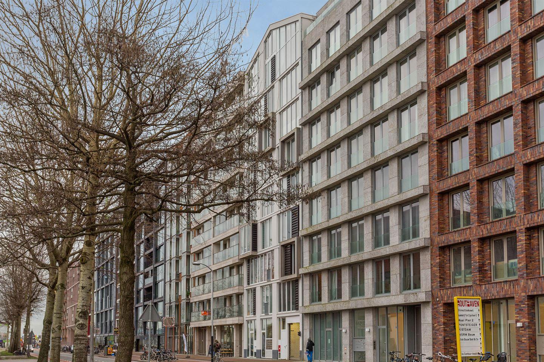 afbeelding woning met adres Haparandaweg 714 1013BD, Amsterdam