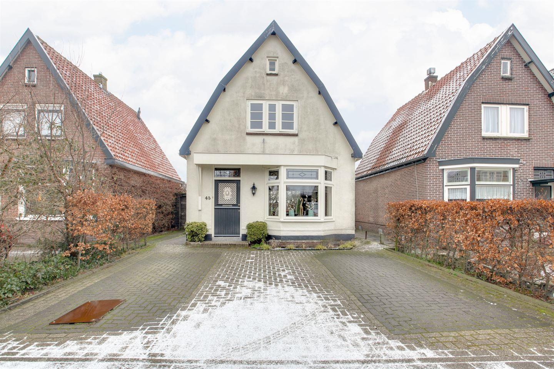 afbeelding woning met adres Rechte Hondsbosschelaan 45 1852AV, Heiloo