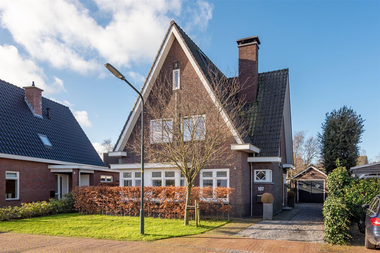 afbeelding woning met adres Spiegellaan 107 1852XW, Heiloo