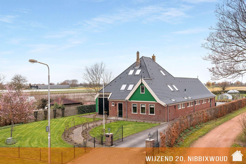 afbeelding woning met adres Wijzend 20 1688JA, Nibbixwoud