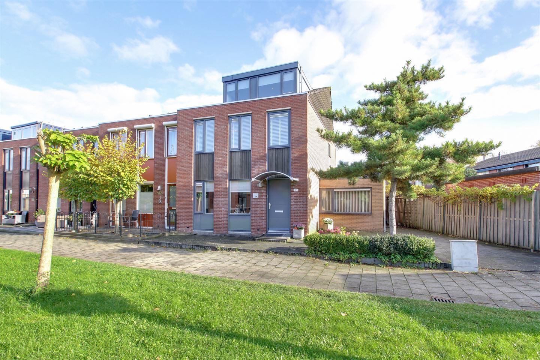afbeelding woning met adres George Gershwinstraat 110 1544NJ, Zaandijk
