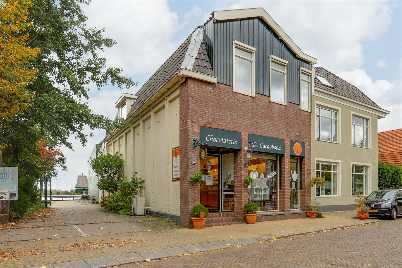afbeelding woning met adres Lagedijk 142 1544BL, Zaandijk