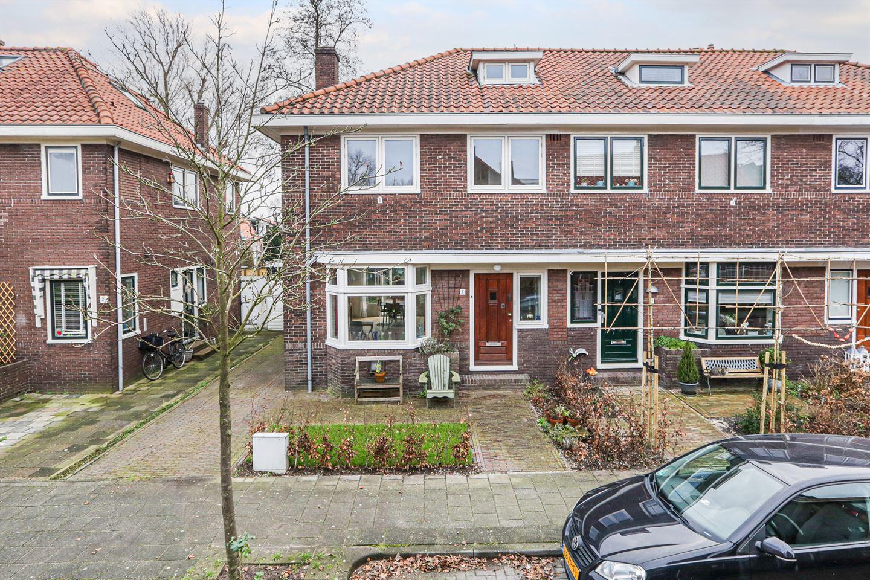 afbeelding woning met adres Parklaan 2C 1544AL, Zaandijk