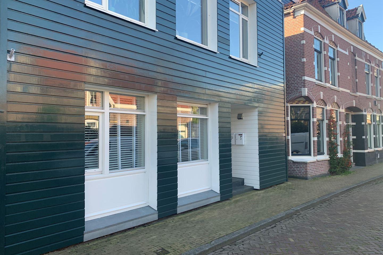 afbeelding woning met adres Gorterspad 5A 1544RW, Zaandijk