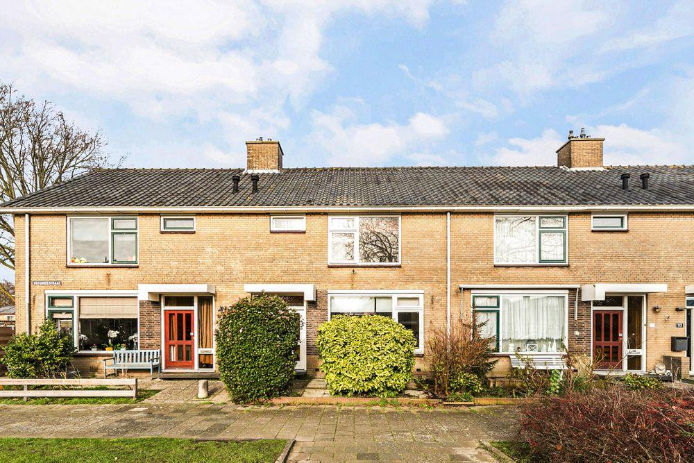 afbeelding woning met adres Weegbreestraat 14 2403VR, Alphen aan den Rijn