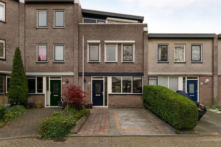 afbeelding woning met adres Ravelplein 61 2807HJ, Gouda