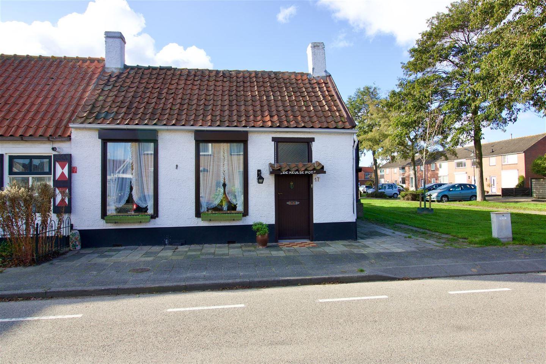 afbeelding woning met adres Duinweg 17 4356AP, Oostkapelle