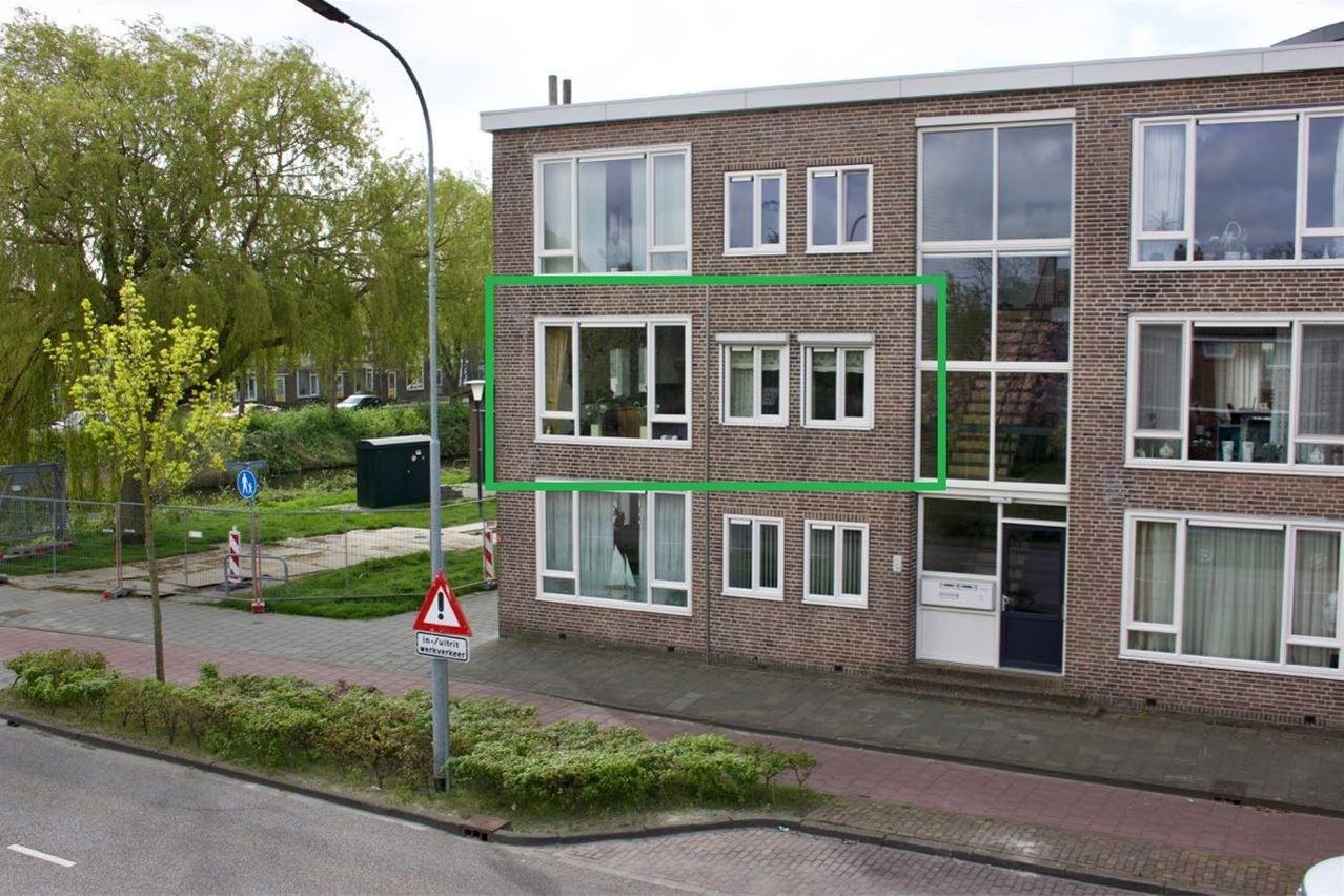 afbeelding woning met adres President Rooseveltlaan 240 4382KZ, Vlissingen