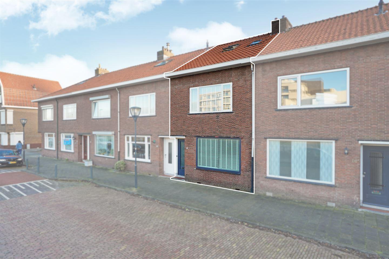 afbeelding woning met adres Sottegemstraat 18 4382EN, Vlissingen