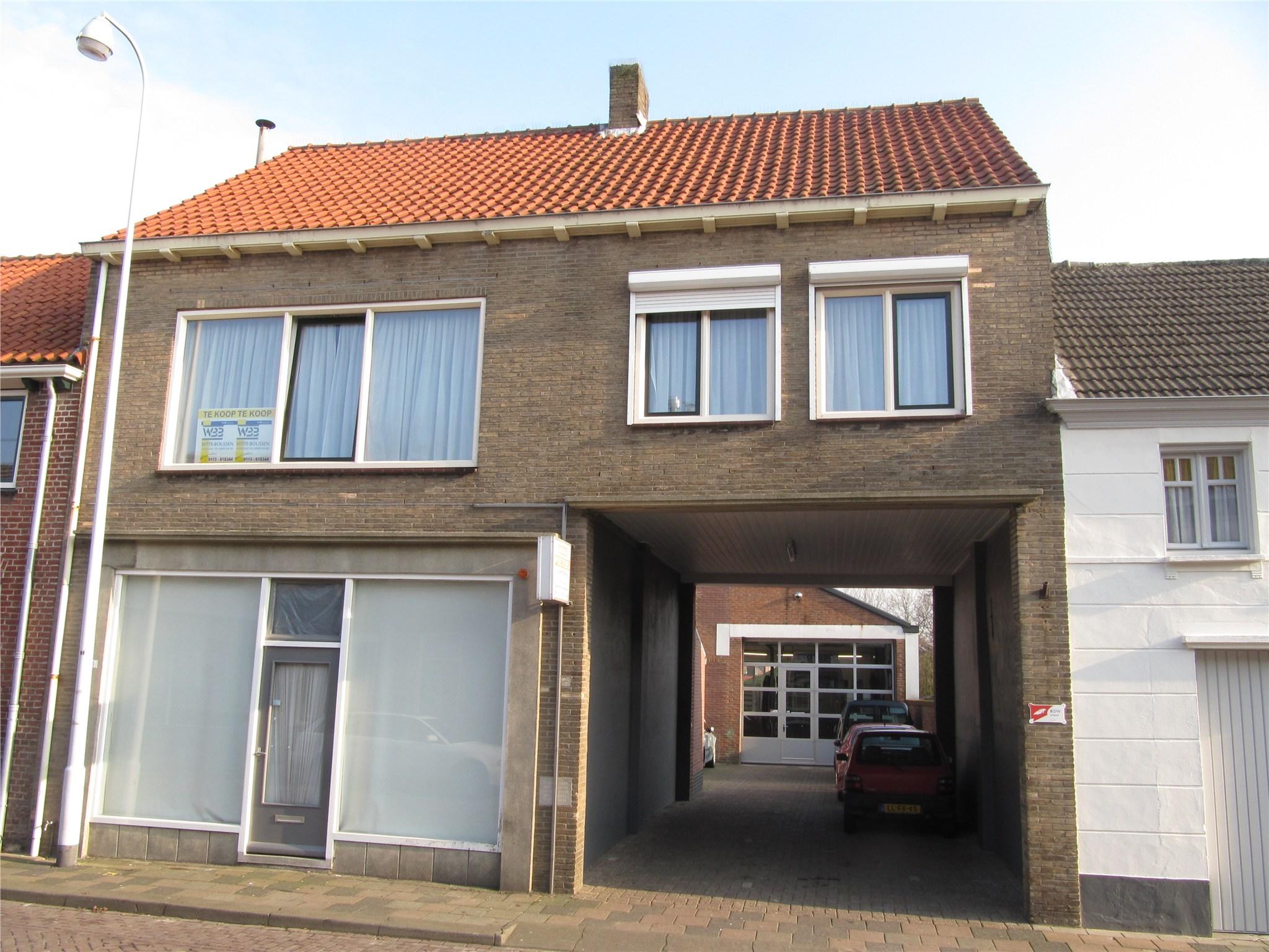 afbeelding woning met adres Oranjestraat 5 4515CA, IJzendijke